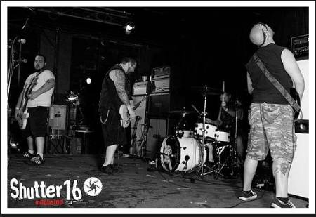 Band of the Month: 25 Minutes to Go- Punk Rock Ninjas